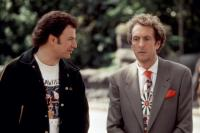 MISSING PIECES, Robert Wuhl, Eric Idle, 1991, (c)Orion Pictures