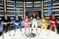 MIGHTY MORPHIN POWER RANGERS: THE MOVIE, Johnny Yong Bosch, David Yost, Amy Jo Johnson, Jason David Frank, Karan Ashley, Steve Cardenas, 1995. TM &©20th Century Fox. All rights reserved