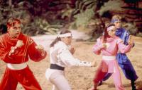 MIGHTY MORPHIN POWER RANGERS: THE MOVIE, Steve Cardenas, Jason Davids Frank, Amy Jo Johnson, David Yost, 1995. TM &©20th Century Fox. All rights reserved