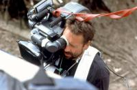 THE MESSENGER: THE STORY OF JOAN OF ARC, director Luc Besson, on set, 1999.(c) Columbia