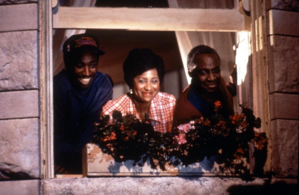 THE METEOR MAN, Eddie Griffin, Marla Gibbs, Robert Guillaume, 1993, (c)MGM