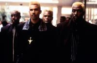 THE METEOR MAN, Don Cheadle, Roy Fegan, Bobby McGee, Big Daddy Kane, 1993, (c)MGM