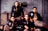 MEMPHIS BELLE, D.B. Sweeney, Tate Donovan, Matthew Modine, Billy Zane, 1990, (c)Warner Bros