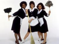 MAID TO ORDER, (l-r): Merry Clayton, Ally Sheedy, Begona Plaza, 1987, (c)New Century Vista Film Company