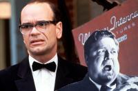 MATINEE, Robert Picardo, picture of John Goodman, 1993, (c)Universal Pictures