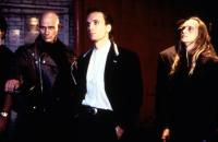 THE MASK, Peter Greene (center), 1994, (c)New Line Cinema