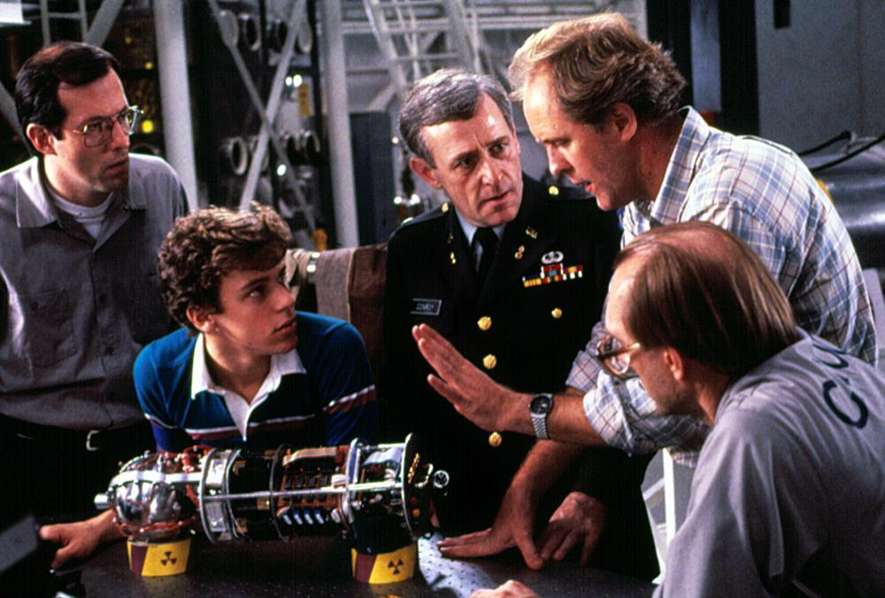 7. The Manhattan Project (1986) ile ilgili görsel sonucu