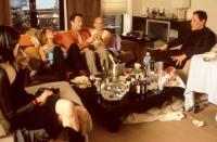 MADE, Jennifer Esposito, Vince Vaughn, Drea de Mateo, Jon Favreau, 2001, (c) Artisan Entertainment,