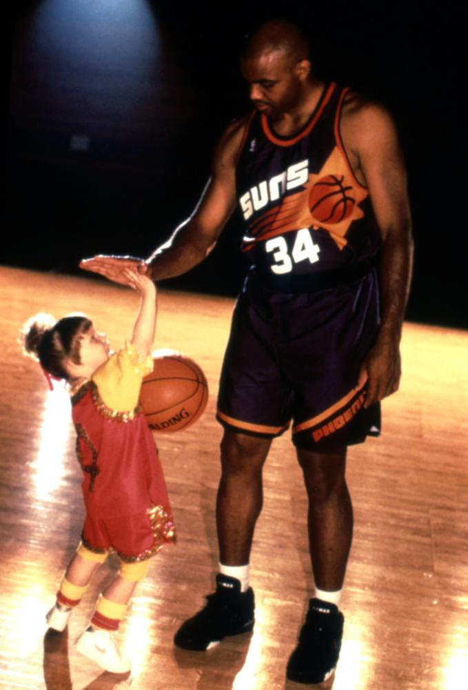 LOOK WHO'S TALKING NOW, Tabitha Lupien, Charles Barkley, 1993, (c)TriStar Pictures