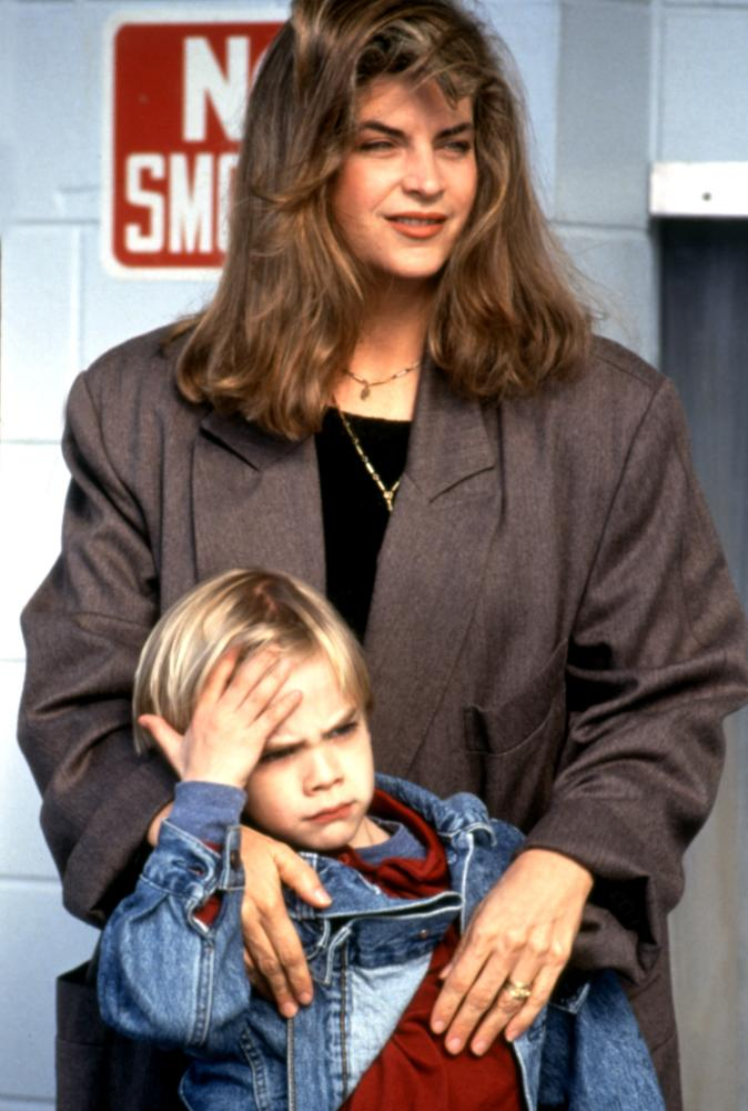 LOOK WHO'S TALKING NOW, Kirstie Alley, David Gallagher, 1993, (c)TriStar Pictures