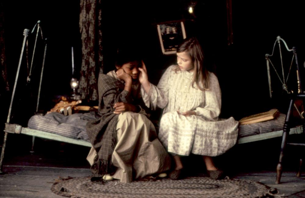 A LITTLE PRINCESS, Liesel Matthews (r.), 1995, (c)Warner Bros.