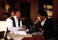 LITTLE DORRIT, Derek Jacobi (left), 1988