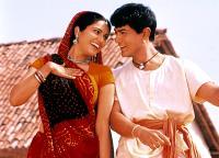 LAGAAN, Gracy Singh, Aamir Khan, 2001