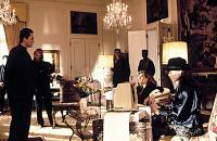 KING OF NEW YORK, Christopher Walken, Janet Julian, Theresa Randle, etc, 1990.