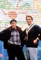 KINDERGARTEN COP, Director Ivan Reitman, Arnold Schwarzenegger, 1990. (c) Universal Pictures.