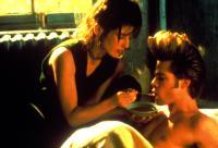 JOHNNY SUEDE, Catherine Keener, Brad Pitt, 1991