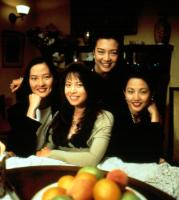 THE JOY LUCK CLUB, Rosalind Chao, Lauren Tom, Ming Na Wen, Tamlyn Tomita, 1993
