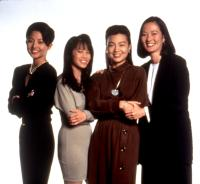 THE JOY LUCK CLUB, Tamlyn Tomita, Lauren Tom, Ming-Na Wen, Rosalind Chao, 1993, (c)Buena Vista Pictures
