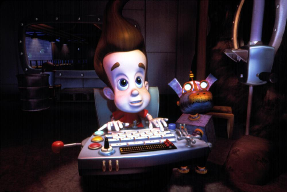 Image result for Jimmy Neutron