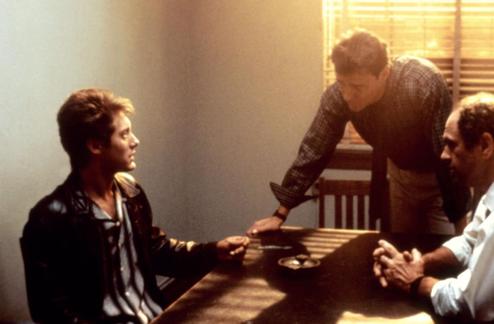 JACK'S BACK, James Spader, Jim Haynie, Wendell Wright, 1988, (c)Paramount Pictures