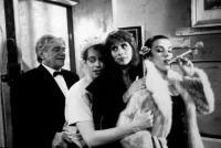 IN THE SOUP, Seymour Cassel, Steve Buscemi, Elizabeth Bracco, Debi Mazar, 1992