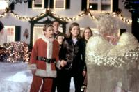 I'LL BE HOME FOR CHRISTMAS, front row: Jonathan Taylor Thomas, Jessica Biel, middle row: Laura Maltby, Eve Gordon, back row: Andrew Lauer, 1998, (c)Walt Disney Co.