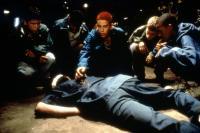 HURRICANE, Carlo Alban, Antoine McLean, David Roland Frank, Brendan Sexton III, Mtume Gant, 1997. (c) United Artists/.