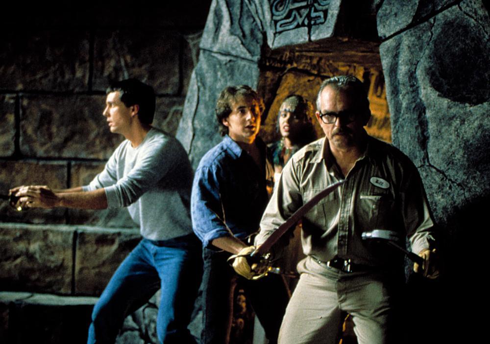 HOUSE II: THE SECOND STORY, Jonathan Stark, Arye Gross, Lar Park-Lincoln, John Ratzenberger, 1987
