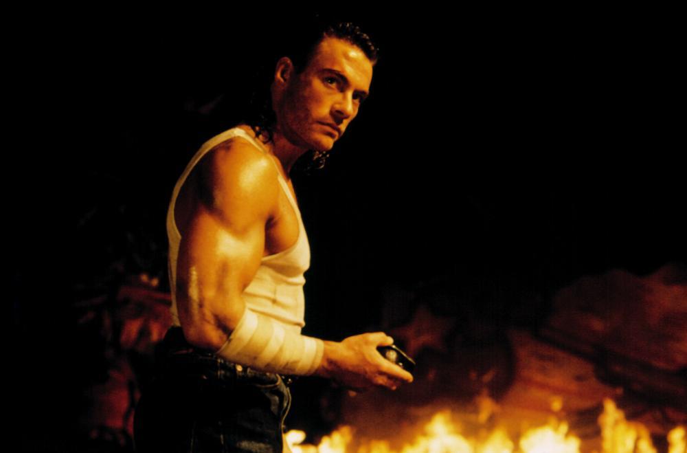 HARD TARGET, Jean-Claude Van Damme, 1993