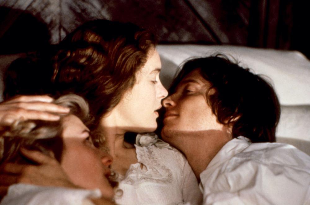 HAUNTED SUMMER, Laura Dern, Alice Krige, Philip Anglim, 1988, (c)Cannon Films