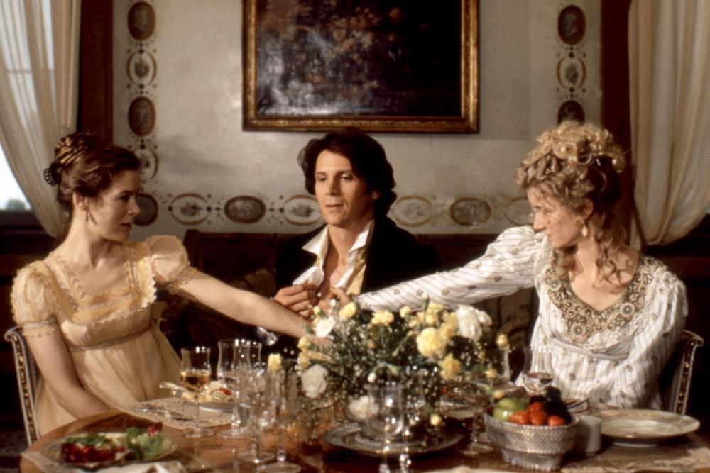 HAUNTED SUMMER, Alice Krige, Philip Anglim, Laura Dern, 1988, (c)Cannon Films