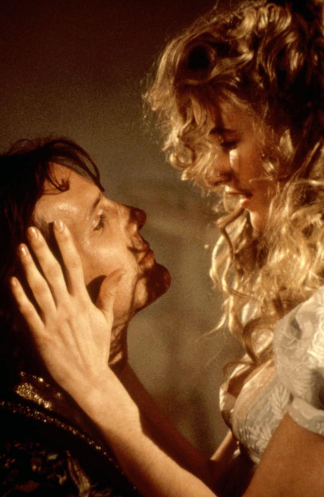 HAUNTED SUMMER, Philip Anglim, Laura Dern, 1988, (c)Cannon Films