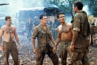 HAMBURGER HILL, Tommy Swerdlow, Tim Quill, M.A. Nickles, Anthony Barrile, 1987