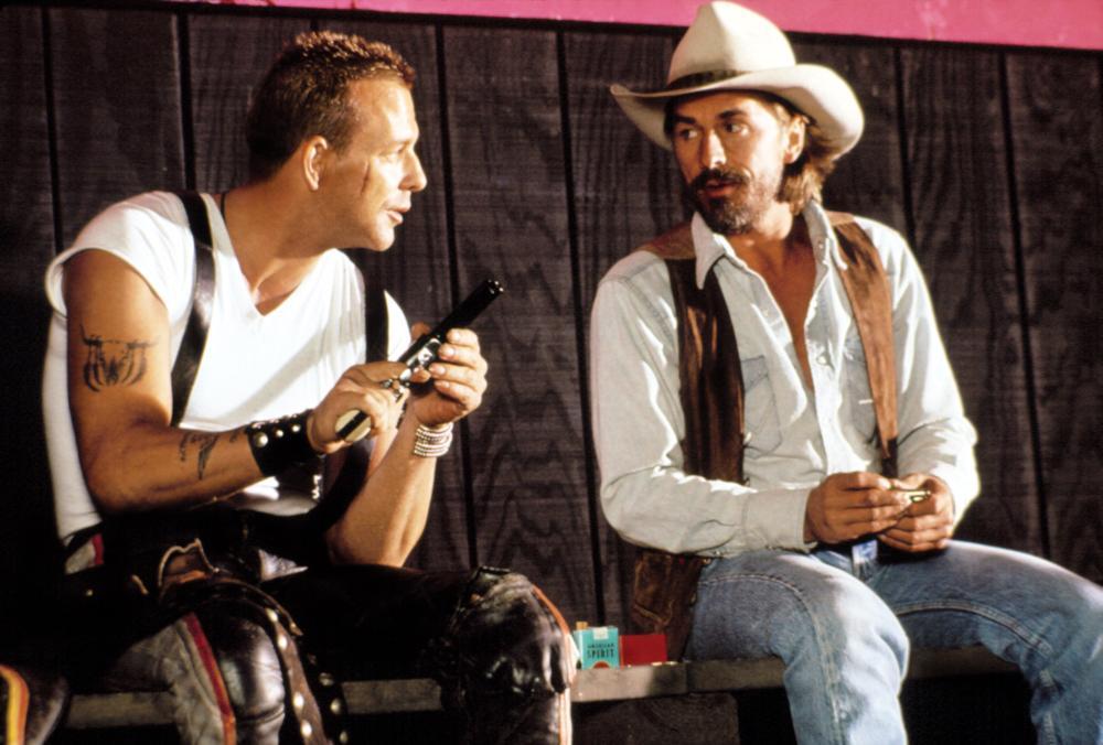 Harley Davidson Movie: Harley Davidson And The Marlboro Man