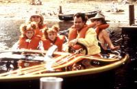 THE GREAT OUTDOORS, Stephanie Faracy, Hilary Gordon, Rebecca Gordon, Dan Aykroyd, Annette Bening, 1988. ©Universal