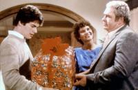 GREMLINS, Zach Galligan, Frances Lee McCain, Hoyt Axton, 1984, (c)Warner Bros.