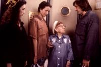 GREEN CARD, Bebe Neuwirth, Andie MacDowell, Jessie Keosian, Gerard Depardieu, 1990, (c)Buena Vista Pictures