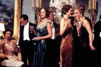 GOSFORD PARK, Natasha Wightman, Tom Hollander, Claudie Blakley, Michael Gambon, Geraldine Somerville, Kristin Scott Thomas, 2001