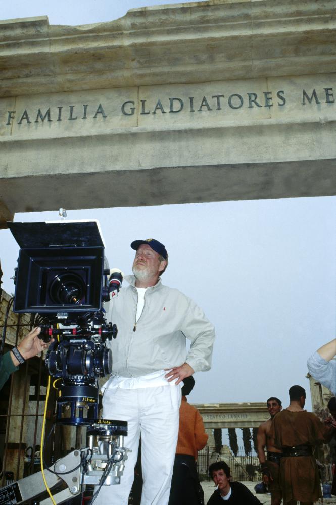 GLADIATOR, Ridley Scott, 2000. ©DreamWorks