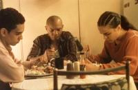 GIRLFIGHT, Ray Santiago, Paul Calderon, Michelle Rodriguez, 2000, (c)Screen Gems