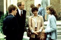 FOOTLOOSE, Kevin Bacon, John Lithgow, Frances Lee McCain, Lori Singer, 1984, © Paramount /