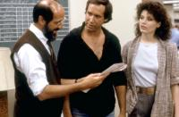 FLETCH, Richard Libertini,  Chevy Chase , Geena Davis, 1985, (c)Universal Pictures/courtesy Everett