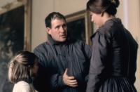 FIRELIGHT, Dominique Belcourt, director William Nicholson, Sophie Marceau, on set, 1997. ©Miramax