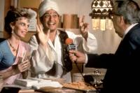 A FINE MESS, Jennifer Edwards, Howie Mandel, Ed Herlihy, 1986, (c)Columbia Pictures