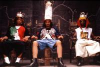 FEAR OF A BLACK HAT, Mark Christopher Lawrence, Rusty Cundieff, Larry B. Scott, 1994, (c)Samuel Goldwyn Films