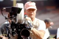 THE FAN, director Tony Scott, on set, 1996. ©TriStar Pictures