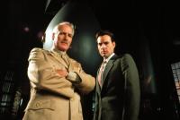 FAT MAN AND LITTLE BOY, Paul Newman, Dwight Schultz, 1989