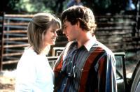 8 SECONDS, Cynthia Geary, Luke Perry, 1994, (c)New Line Cinema