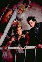 DUDES, Michael Balzary (aka Flea), Daniel Roebuck, Jon Cryer, 1987. ©New Century Vista Films