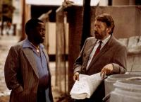 A DRY WHITE SEASON, Zakes Mokae, Donald Sutherland, 1989, (c)MGM